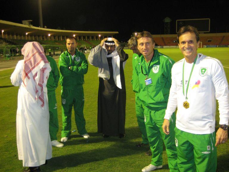 С Купата на Персийския залив в Саудитска Арабия