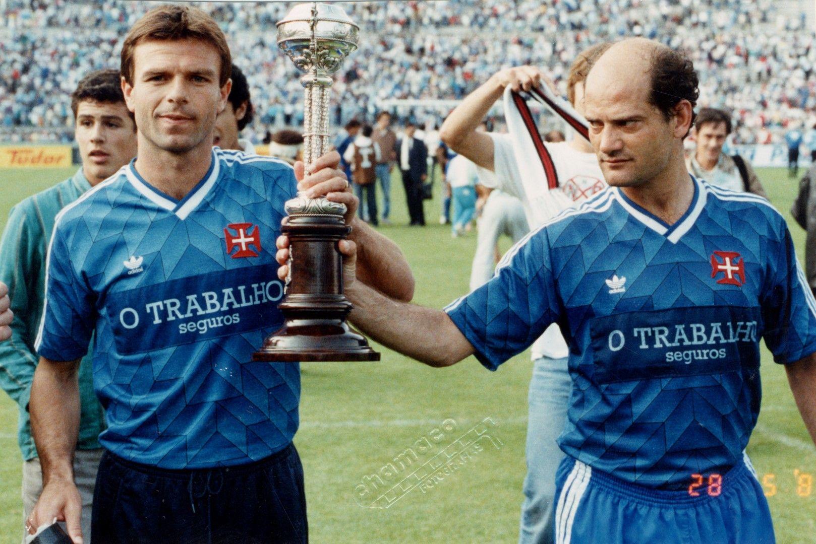 Носител на Купата на Португалия като играч с Белененсеш