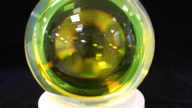 Русия изстрелва стъклена сфера в Космоса