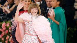 Властелинът на модната библия - Ана Уинтур, на 70
