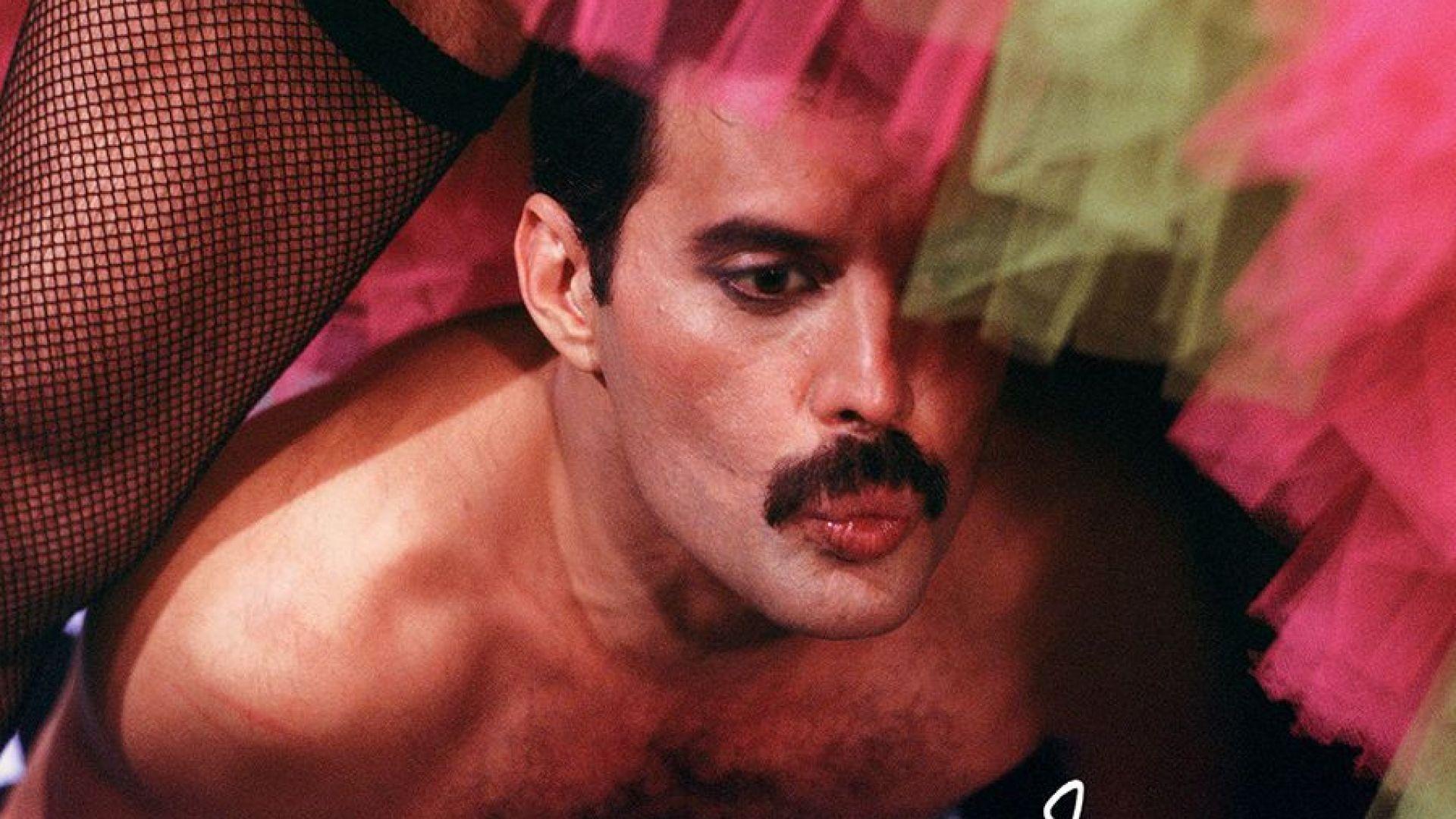 """""""Never Boring"""" показва истинското лице на Фреди Меркюри - екстремен, абсолютен, но никога скучен"""