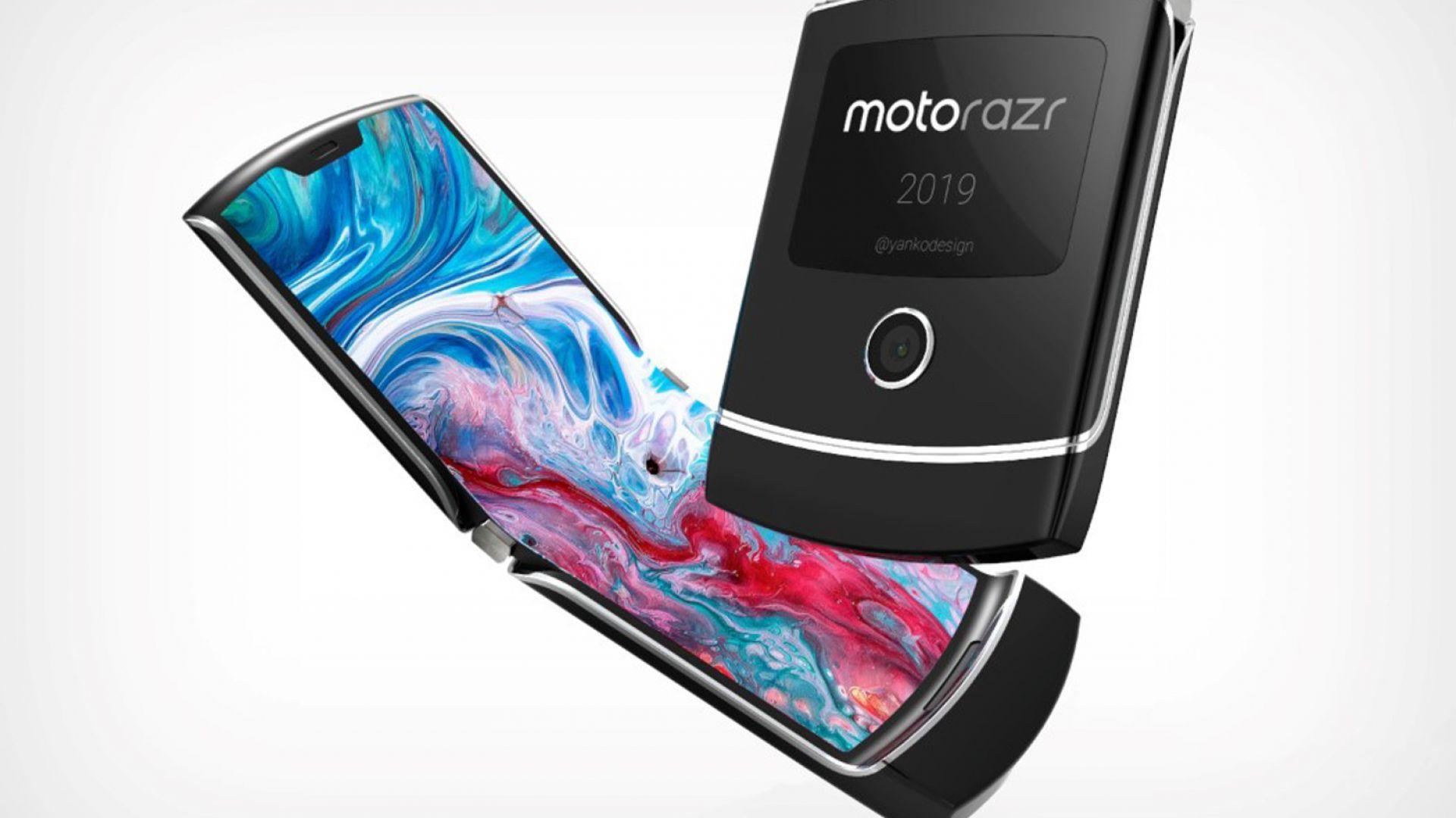 Вече знаем почти всичко за гъвкавия Motorola RAZR (снимки)