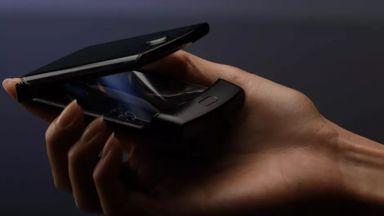 А1 ще предлага революционния Motorola razr
