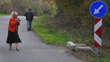 Труп на млад мъж е открит на пътен възел Рибарско селище