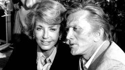 """Кърк Дъглас и Ан Байдънс - 65 години кино и любов, и любов като """"на кино"""""""