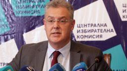 Говорителят на ЦИК заяви, че няма опорочаващи изборите тежки нарушения
