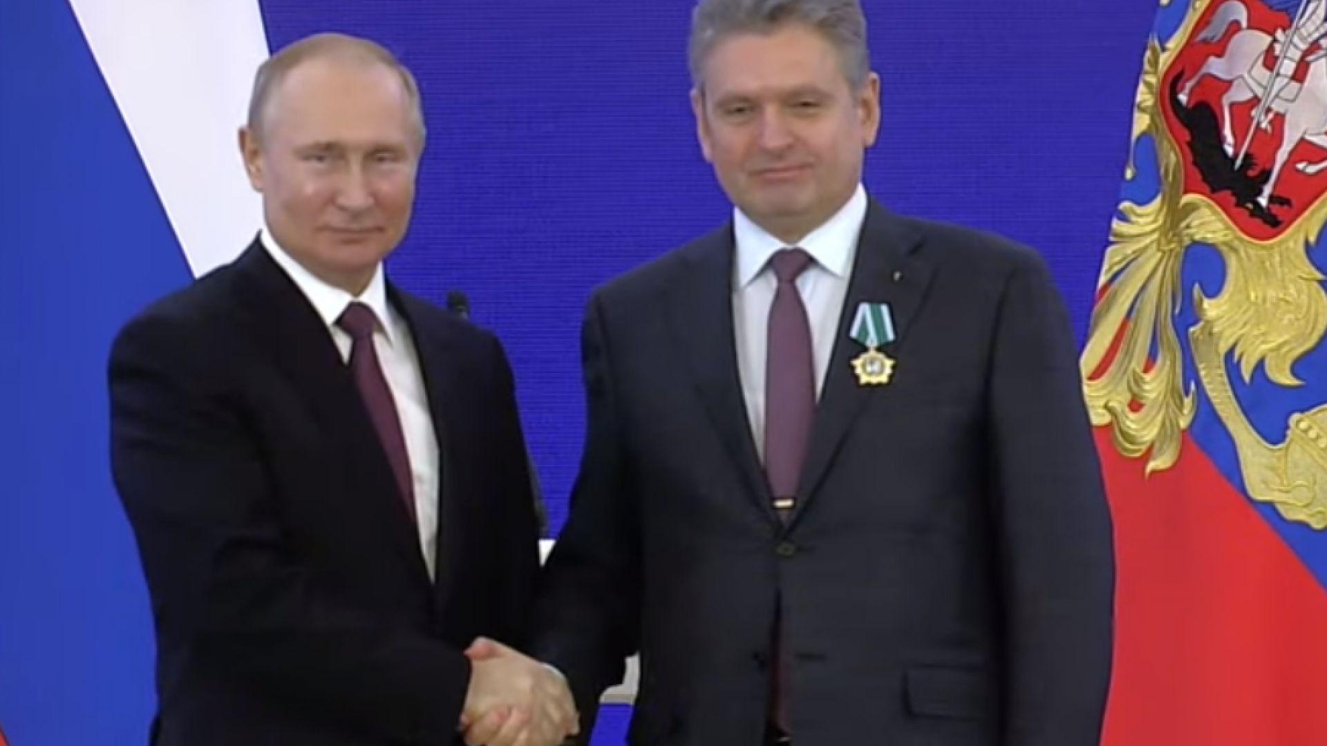 Спецпрокуратурата внесе обвинителен акт срещу Николай Малинов за шпионство