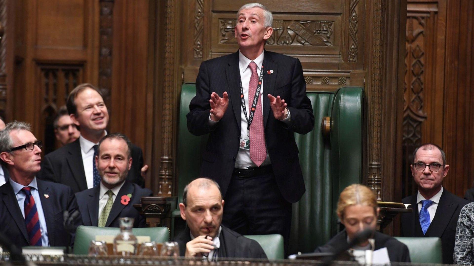 Лейбъристът Линдзи Хойл бе избран за председател на Камарата на общините