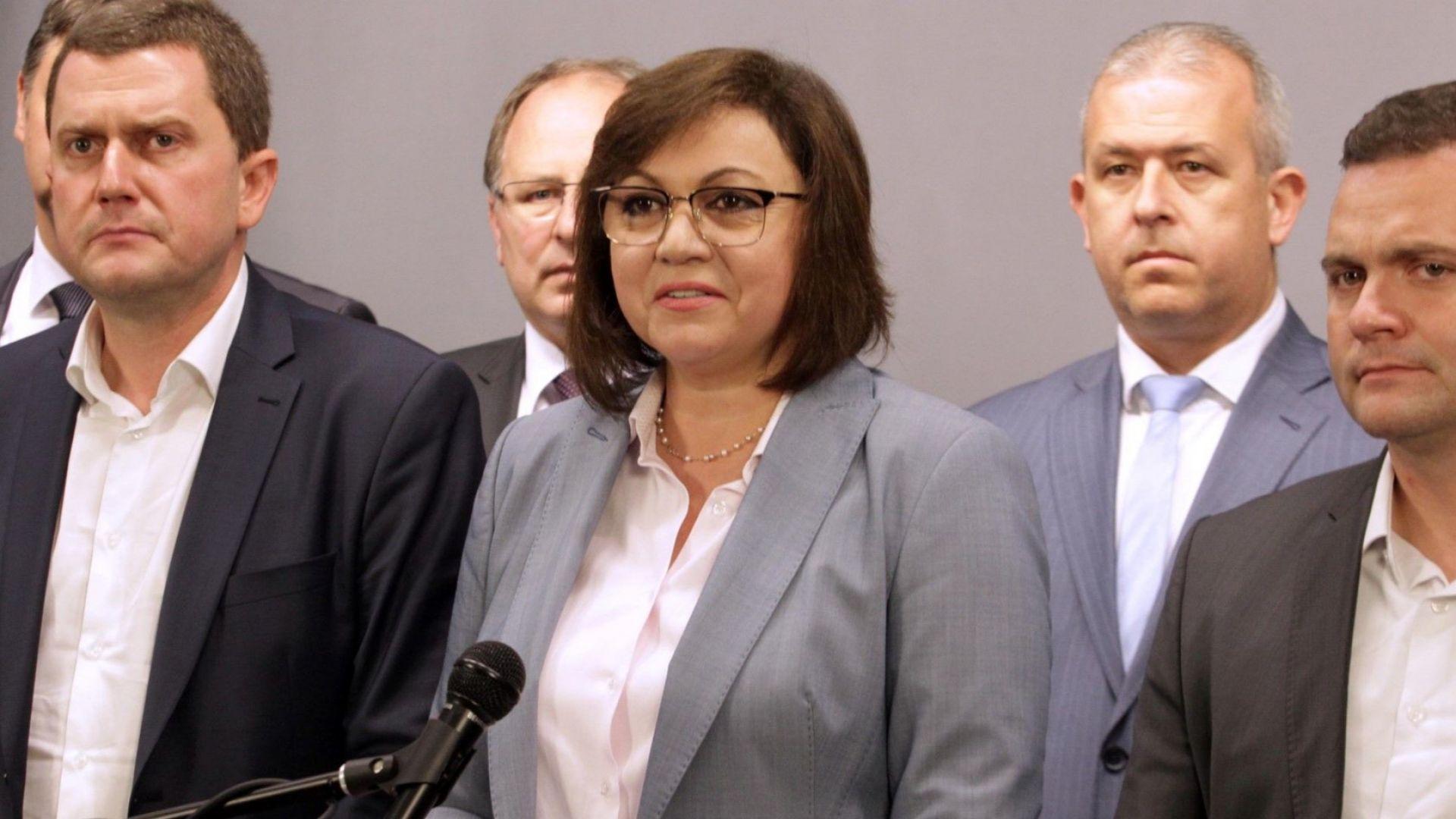 Нинова: Борисов го е яд, че се обединиха хора срещу неговото управление