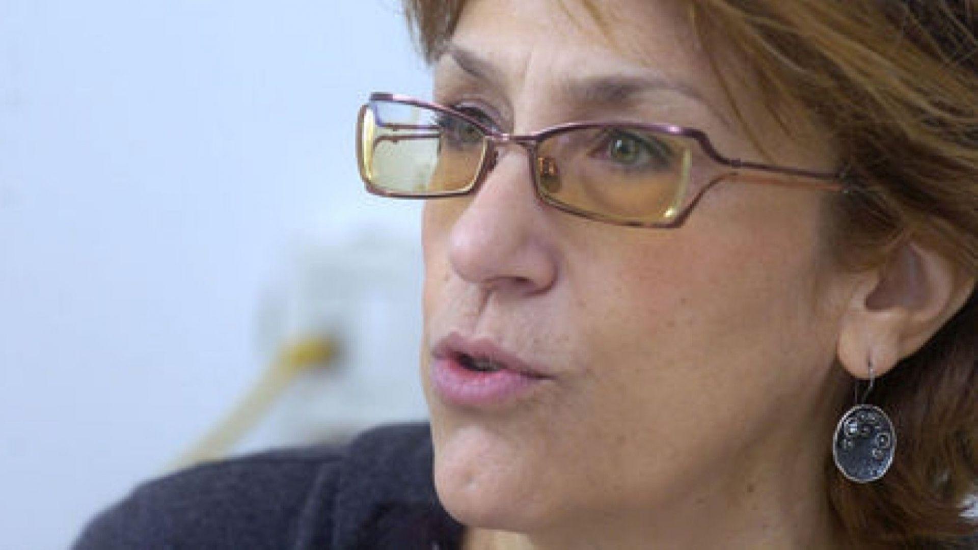 Татяна Буруджиева: Делото на Нинова срещу мен няма да ме спре да коментирам