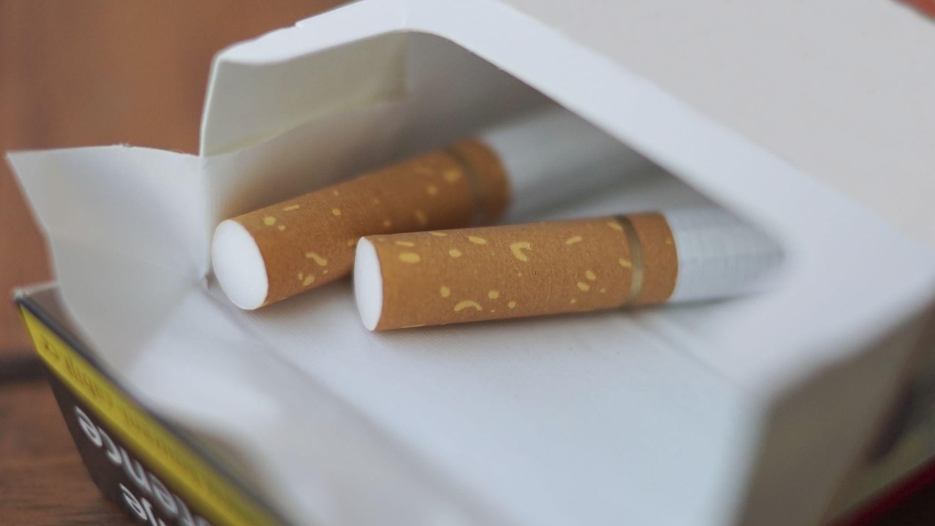 Делът на контрабандните цигари се е свил до 2,3 на сто през миналата година