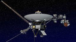 """""""Вояджър-1"""" долови загадъчното """"бръмчене"""" на междузвездното пространство"""