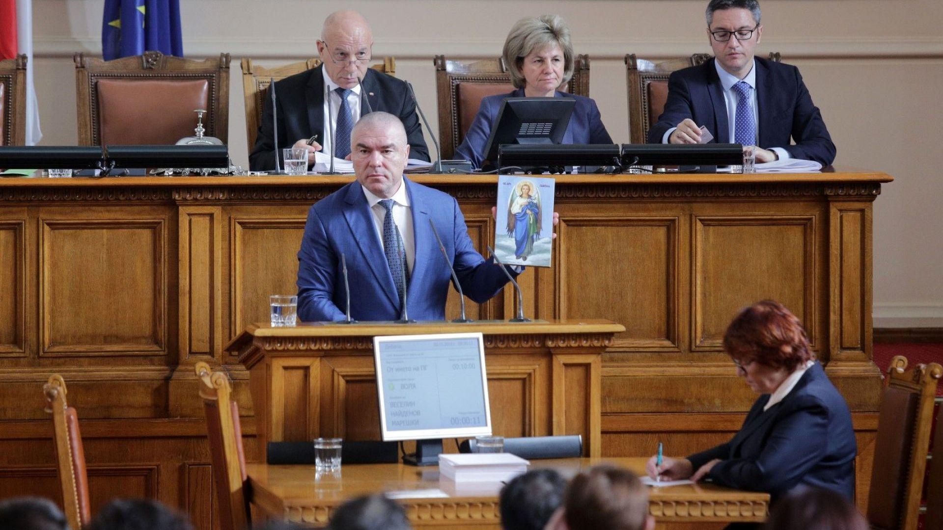 Марешки към победителите: 10%, ако отделяме за интересите на българския народ, България ще е различна