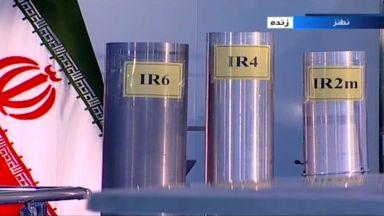 Иран започва да обогатява уран до 60%