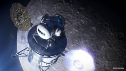 Boeing представи апарат за кацане на Луната