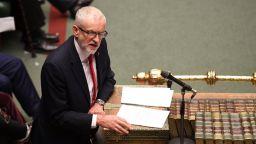 Корбин няма да води лейбъристите на следващи парламентарни избори