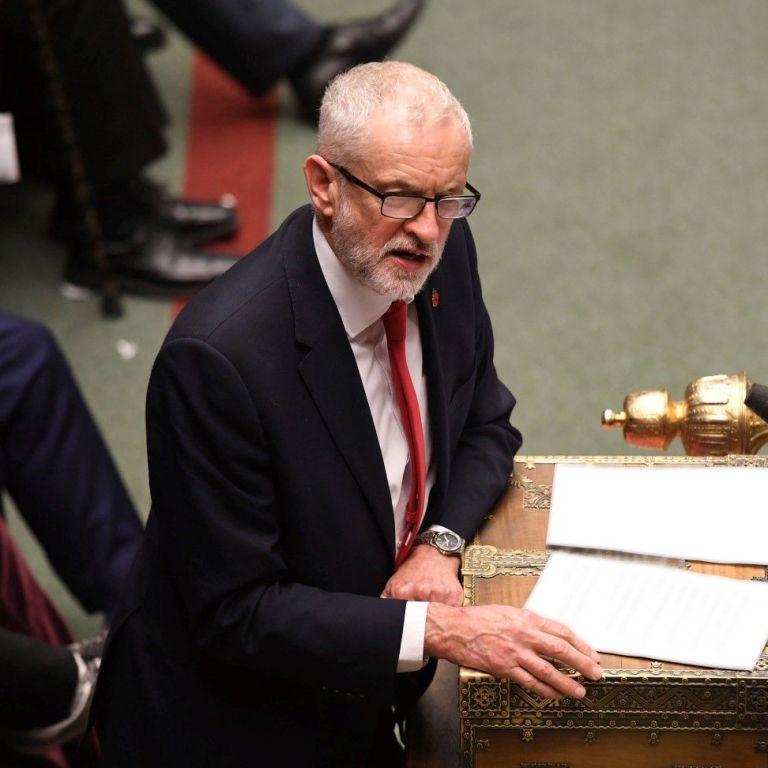Джереми Корбин, лидер на Лейбъристката партия