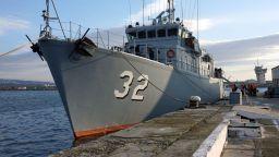 България купува два кораба минни ловци от Холандия за 2.4 млн. евро