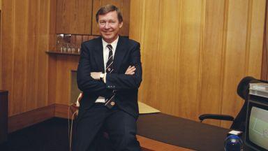 """Преди 33 г. Юнайтед назначи """"арогантния простак"""" Фърги. Останалото е история (галерия)"""