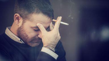 Тютюнопушенето допринася за развиване на депресия и шизофрения
