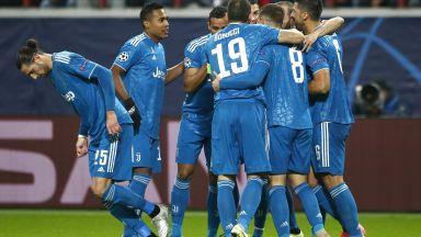 Драма в Москва изпрати Юве и Роналдо напред в Шампионска лига
