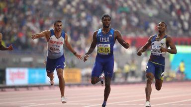 Леката атлетика се отказва от спринта на 200 метра?