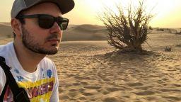 Готвачът-пътешественик Филип Захариев: Рецептата за щастие е най-голямата тайна
