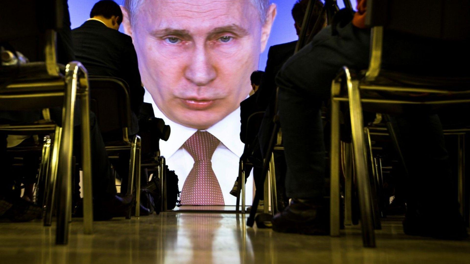 Путин неслучайно предрече разпадане на Европейския съюз