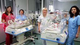 30-годишна роди тризнаци в Русе