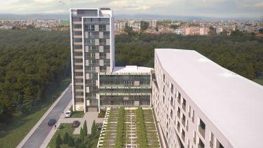 Луксозно строителство и кестенова гора в центъра на София: Нов дом за €850 кв/м