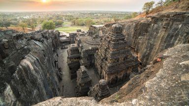 Уникален храм от 7-и век пр.н.е., изкопан в един камък