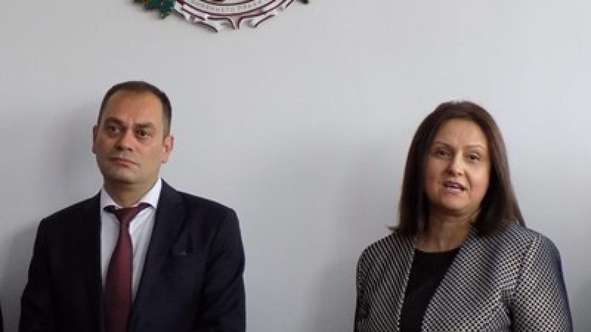 Новият административен ръководител на Софийската апелативна прокуратура (САП) Радослав Димов