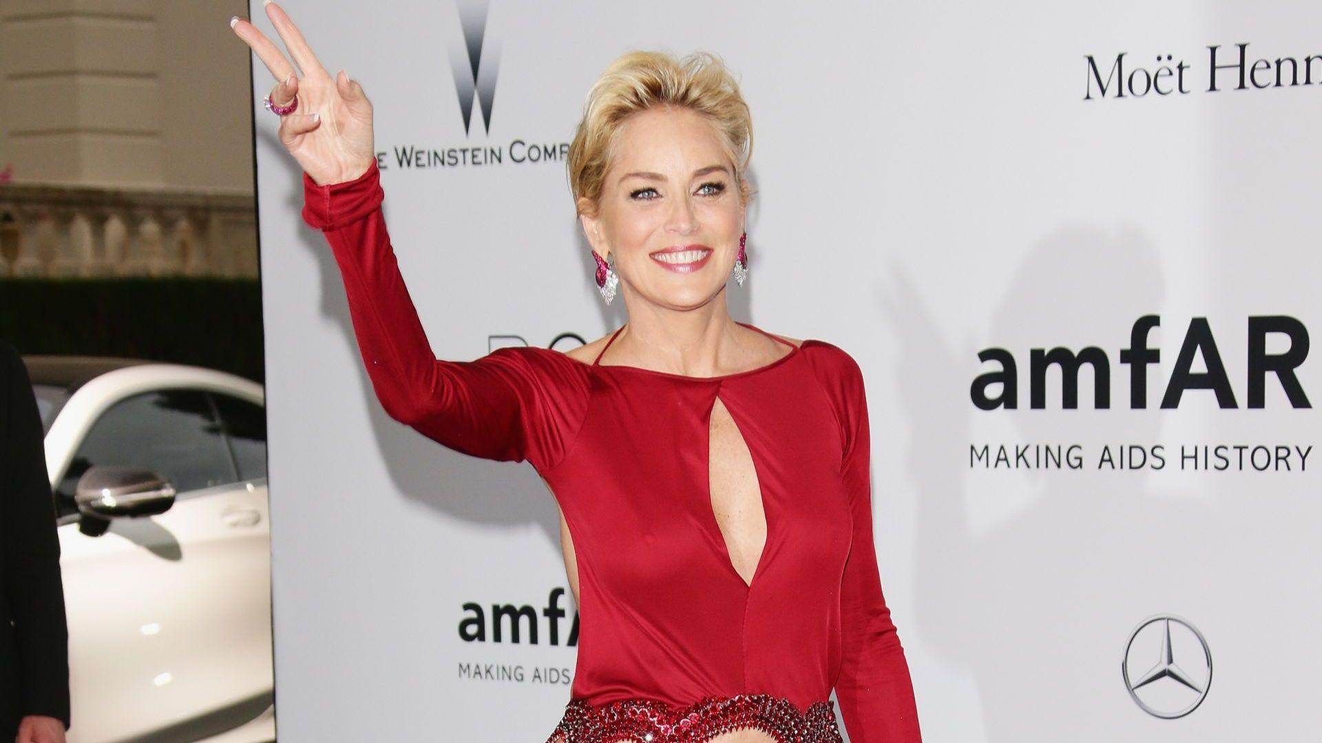 """Шарън Стоун съди рапърка заради песента ѝ """"Sharon Stoned"""""""