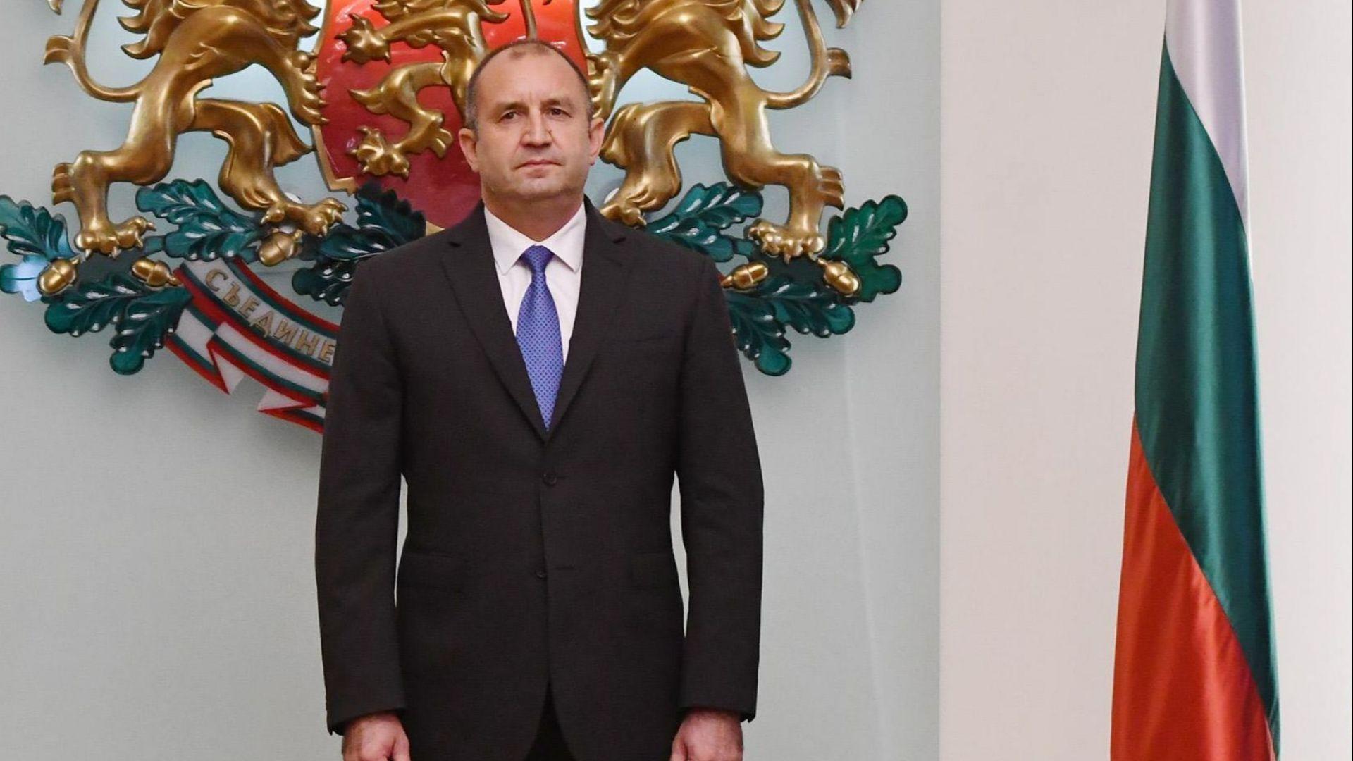 Президентът Румен Радев върна на ВСС решенеито за назначаване на