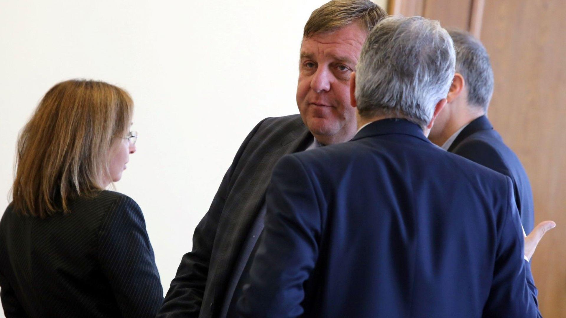 Каракачанов: Изборът за главен прокурор не е като за кмет, не разбирам Радев
