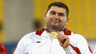 Две световни титли за атлетите ни, Ружди с трето поредно злато