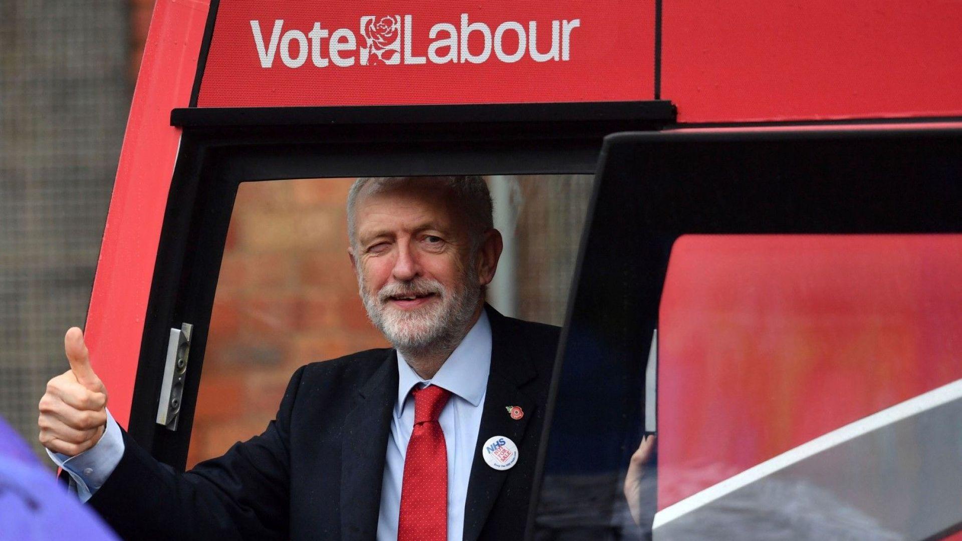 Лейбъристите обещават безплатен високоскоростен интернет при победа на вота