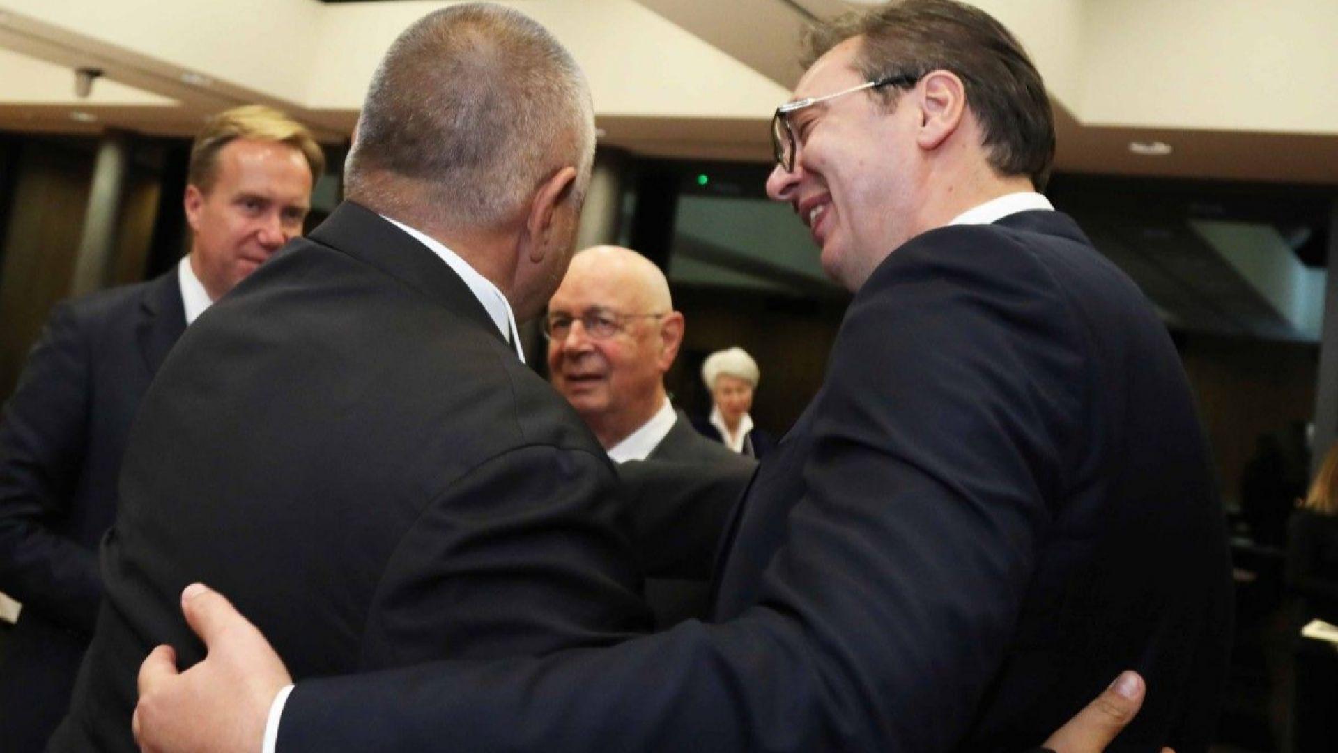 Борисов в Женева за Западните Балкани: Да инвестираме в човешкия капитал