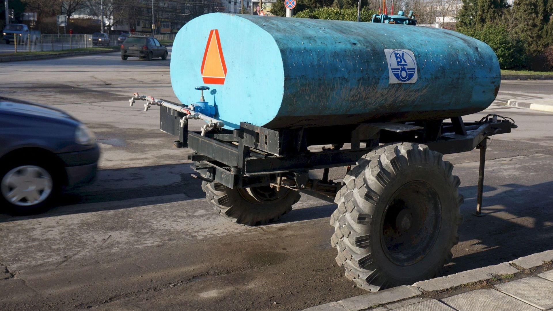 Кой е виновен за замърсяването на питейната вода в пловдивско село?