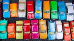 """Количките """"Мачбокс"""" намериха място в Залата на славата на играчките"""