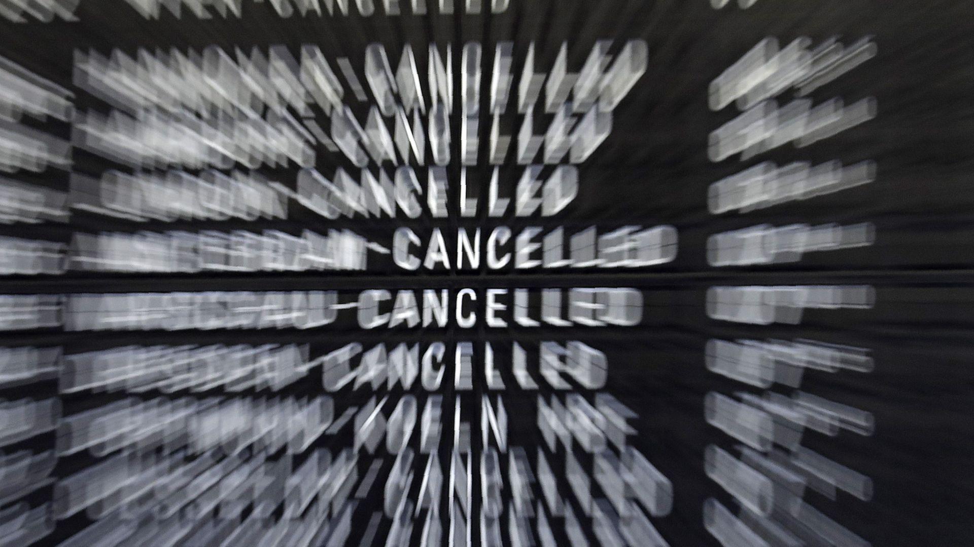 600 полета са отменени на втория ден от стачката в Луфтханза