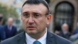 Маринов за критиките на президента: Подкрепата на МВР за Гешев не е престъпление