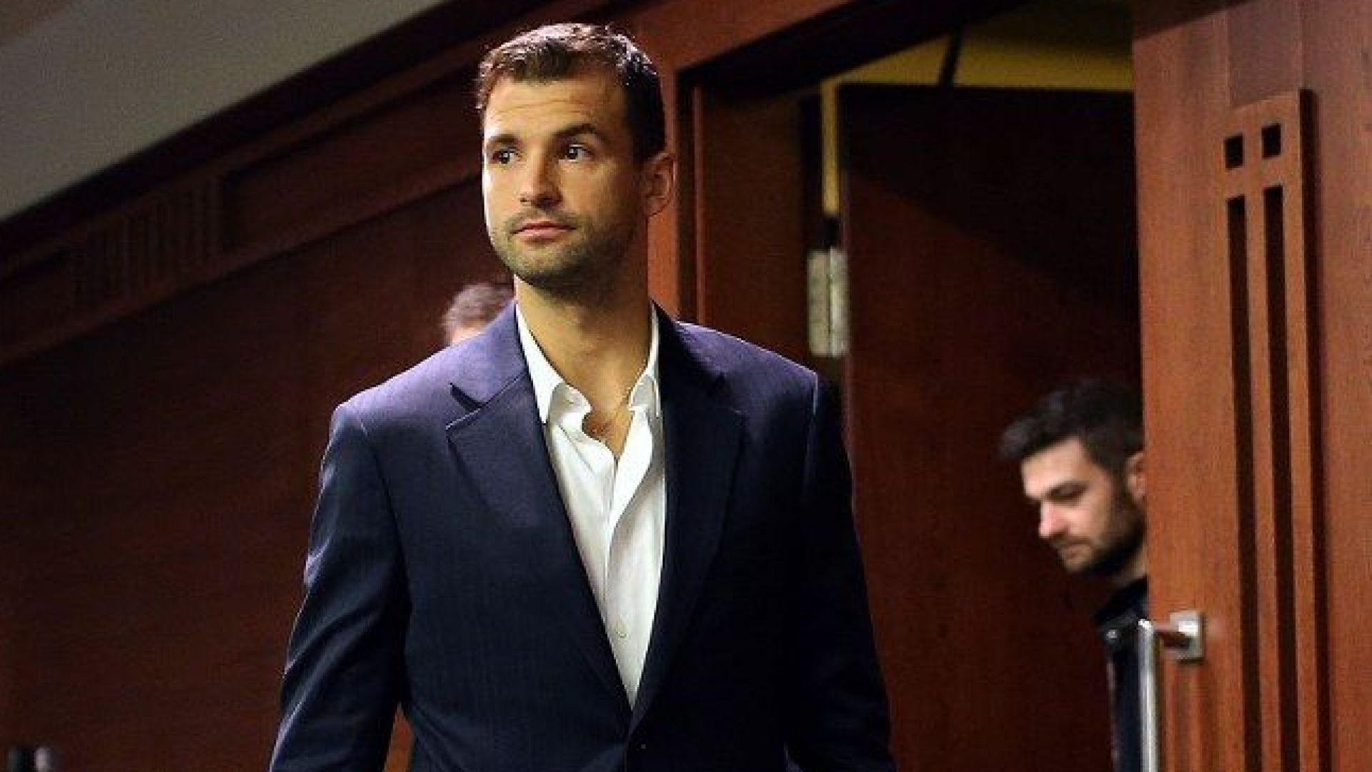 Григор Димитров написа топли думи за спортния герой Брайънт