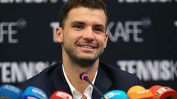 Григор в България: Нямам търпение с младите наши тенисисти да играем на ATP cup