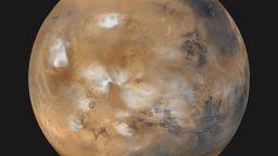 Мистериозни промени с нивата на кислород на Марс