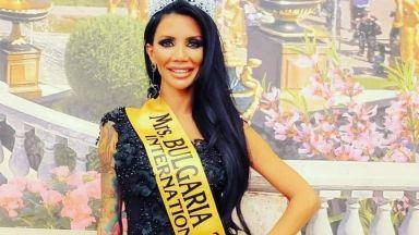 Плеймейтка, собственичка на автокъща, стана Мисис България 2019 Интернешънъл
