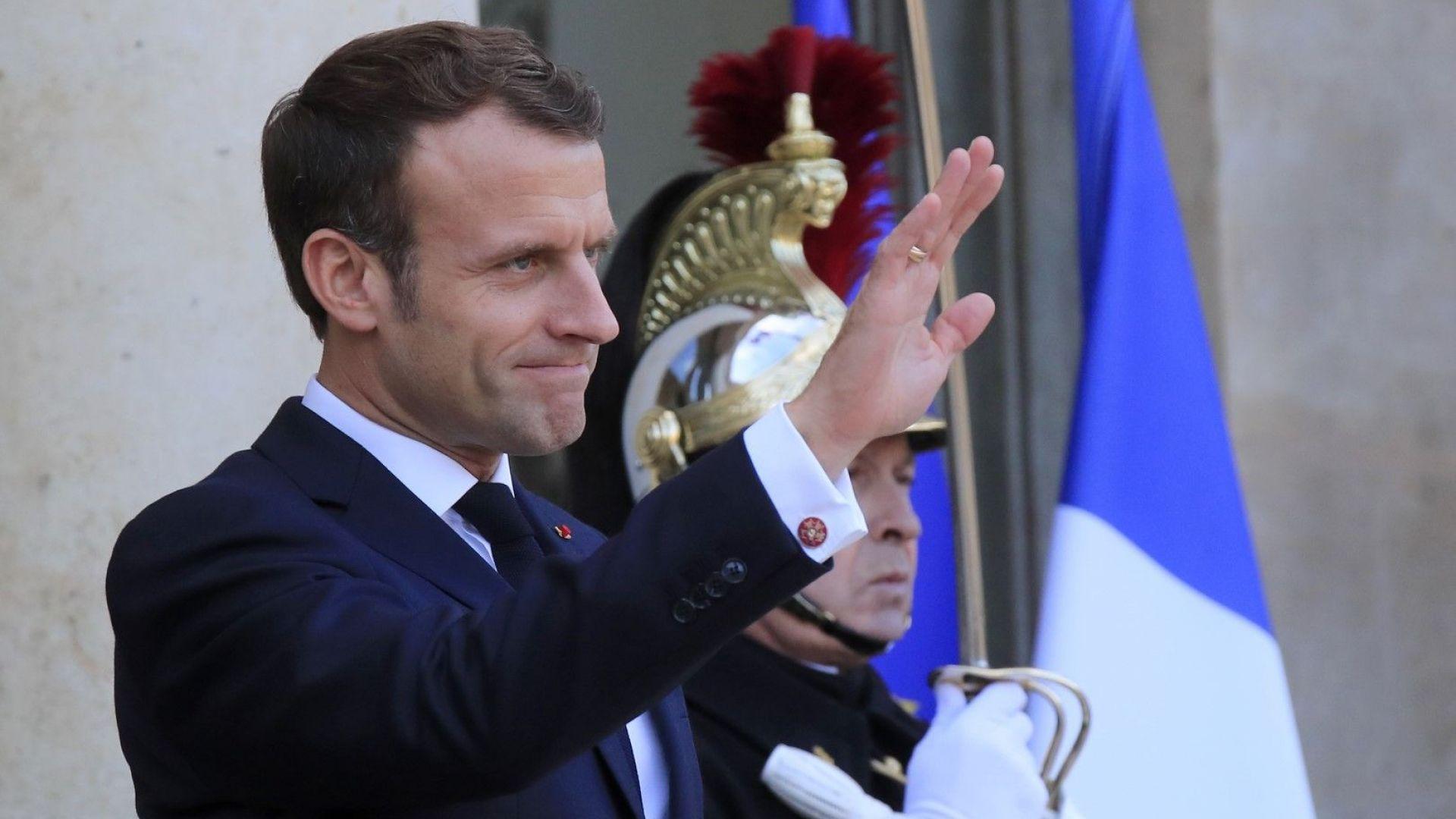 Франция предлага 7 етапа за присъединяване на нови държави към ЕС