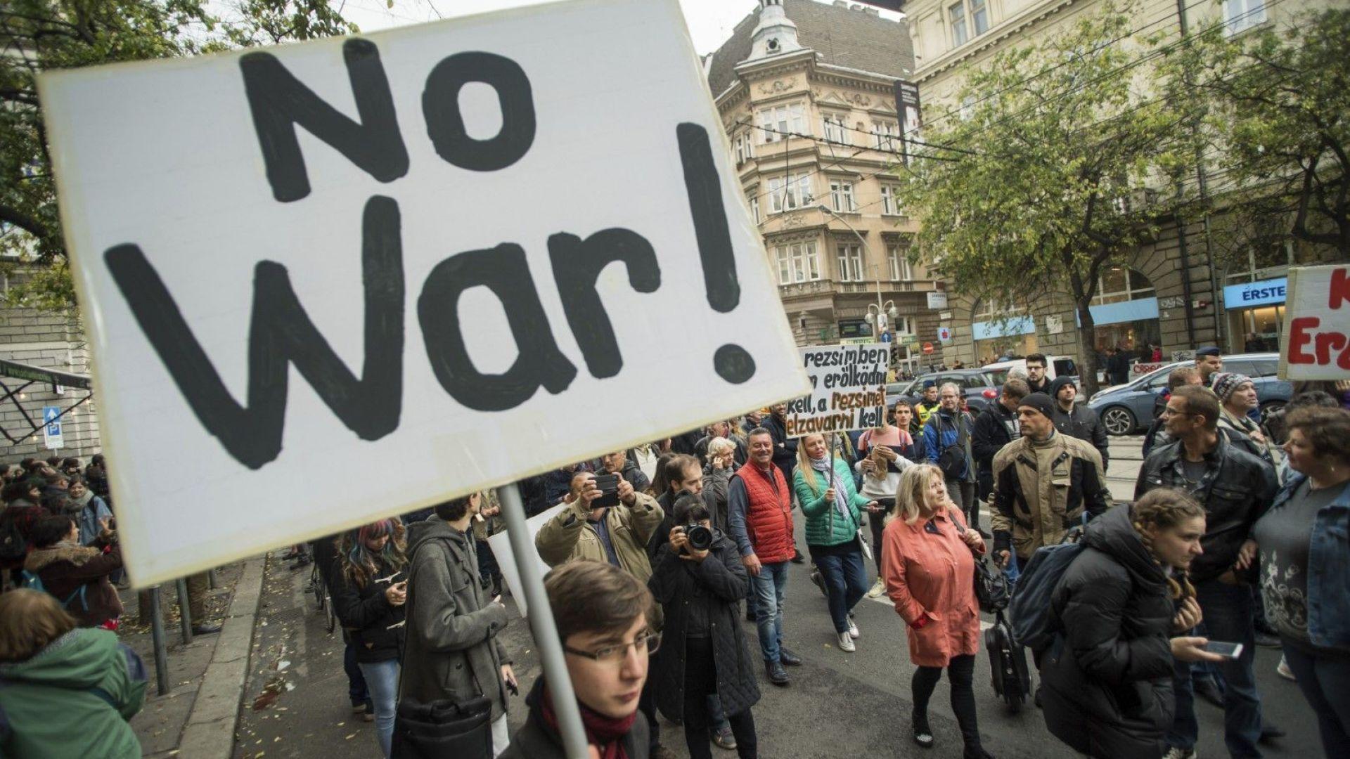 Турската армия няма да напусне Сирия преди войските на останалите