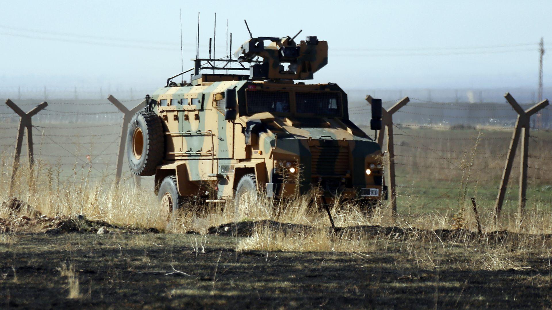 Турция и Русия създават наблюдателни пунктове в Сирия