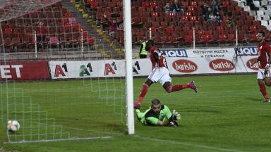 Али Соу зарадва ЦСКА в столичното дерби срещу Славия
